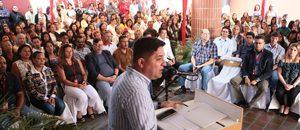 (+Video) Conatel inicia semana aniversario con misa de acción de gracias