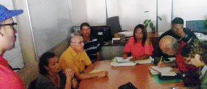 Trabajo interinstitucional para restablecer servicio de voz y datos en sur de Maracay