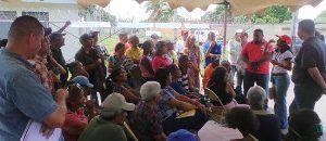 Conatel acompaña al pueblo aragüeño en procura de restablecer servicios de telecomunicaciones