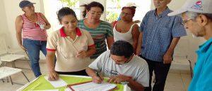 Conatel conforma Comité de Usuarias y Usuarios en Guatire