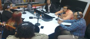 Conatel Al Aire celebra segundo aniversario de Radio Miraflores
