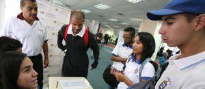 Conatel participó en Jornada de Atención al Primer Empleo de la Unefa