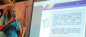 Conatel participó en 6to encuentro de Administración Tributaria