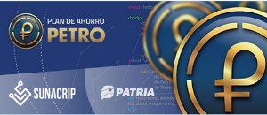Paso a paso: Cómo ahorrar en Petros desde la plataforma Patria.org.ve