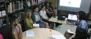 Afinan detalles para curso de alfabetización digital sobre pago electrónico