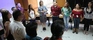 Trabajadores de Conatel aprenden a dominar el arte de hablar en público