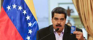 Presidente Maduro reitera su compromiso con el diálogo nacional por la paz