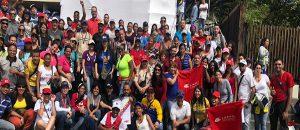 Conatel acompañó al presidente Nicolás Maduro en su acto de juramentación