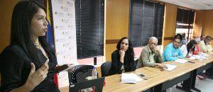 Intercambio de Saberes en Conatel inició con taller sobre el emprendimiento