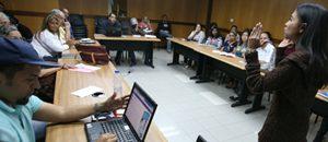 Comités de Usuarios se aproximan al conocimiento de las redes sociales
