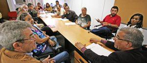 Comunidades se organizan por una comunicación responsable