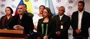 Víctimas entregan exhorto al MP para exigir cumplimiento de Ley contra el Odio