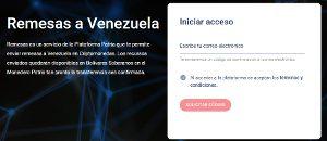 Autorizan envío de remesas en criptomonedas mediante el sistema Patria