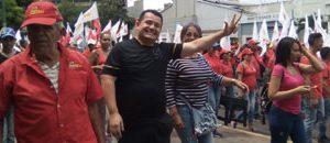 A 17 años de la victoria del pueblo revolucionario venezolanos marchan por la paz