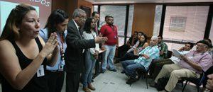 Comunidad de Sordos y Conatel discuten Providencia que regula lengua de señas