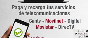 Bicentenario actualiza montos de pago de servicios de telecomunicaciones