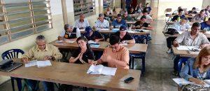 Conatel realizó examen a interesados a optar por permiso de radioaficionados en Carabobo