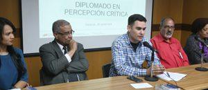 Conatel promueve la participación ciudadana a través de Diplomado de Percepción Crítica