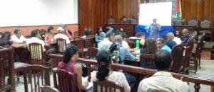 Guatire se forma en Percepción Crítica y Ley Resorteme