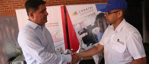 Conatel entregó equipos a Circuito Radial Tiuna para potenciar señal en frontera