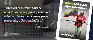 Bono especial #QuédateEnCasa beneficiará a trabajadores independientes