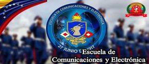 Escuela de Comunicaciones y Electrónica de la FANB celebra 103 años al servicio del pueblo venezolano